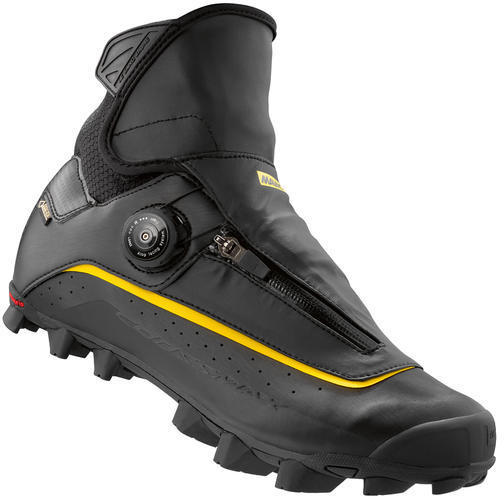 Mavic Crossmax SL Pro Thermo Shoes Color: Black