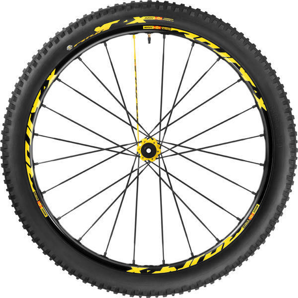 Mavic Crossmax XL Pro Wheels - Limited Edition