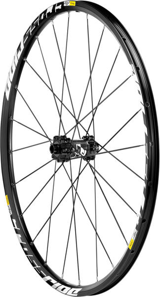 Mavic Crossride Disc Front Wheel (15mm Through-Axle)