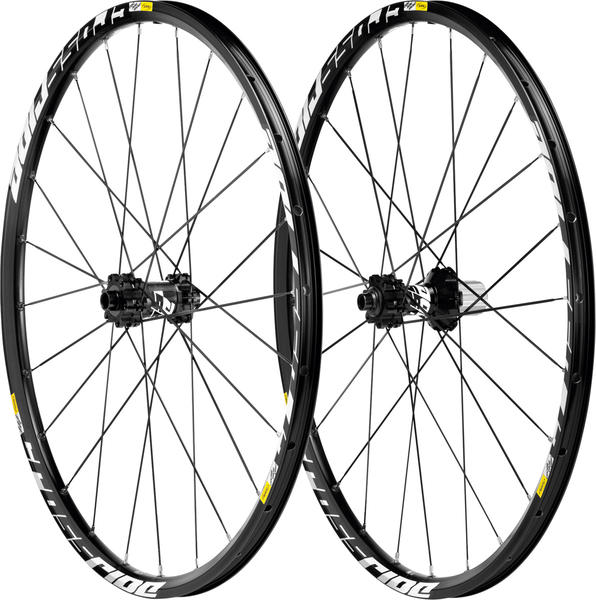 Mavic Crossride 29 Disc Wheelset (15mm/12mm Though-Axle)