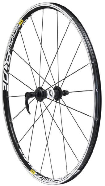 Mavic Crossride UB Rim Brake Front Wheel