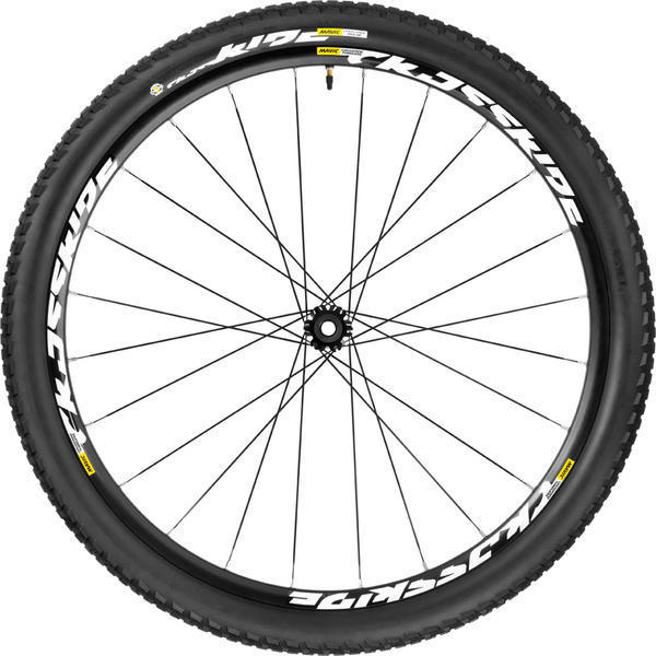 Mavic Crossride UST Pulse Wheels