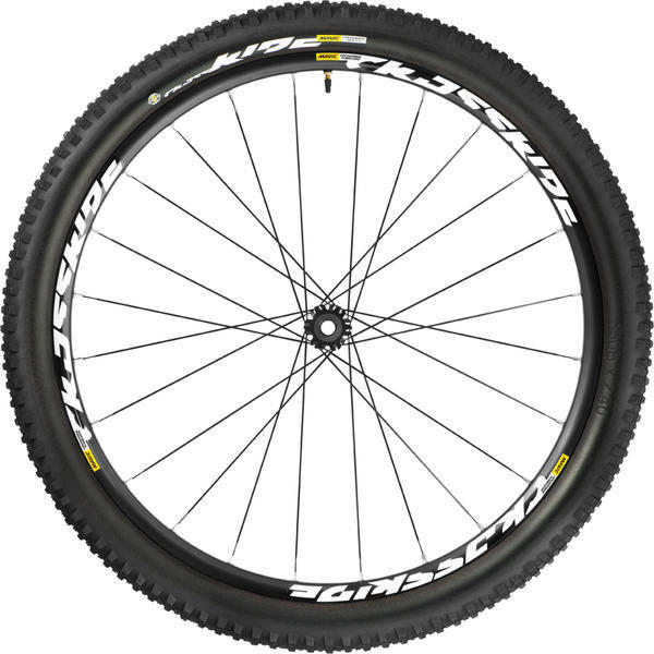 Mavic Crossride UST Quest Wheels Wheelset: Front/Rear: Front