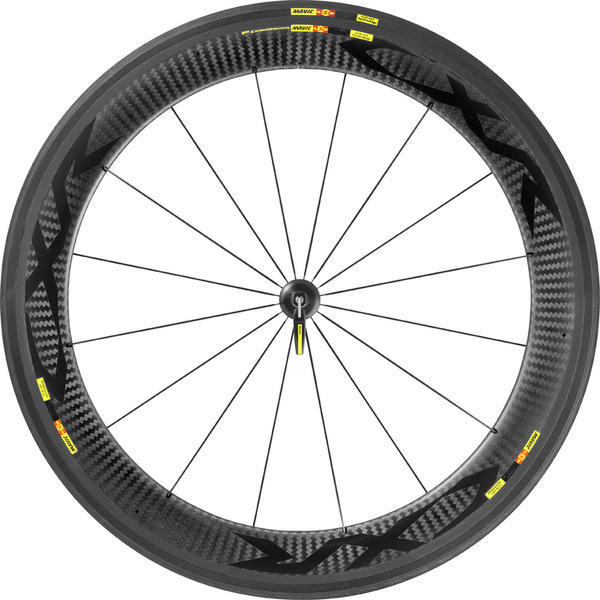 Mavic CXR Ultimate 60 C Wheels