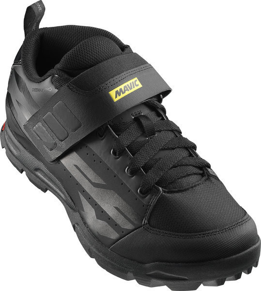 Mavic Deemax Pro Shoes Color: Black/Black/Black