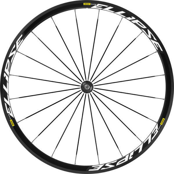 Mavic Ellipse Wheels Wheelset: Front/Rear: Front