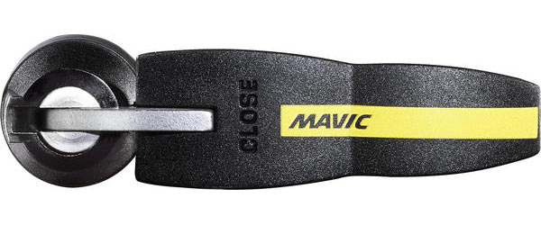 Mavic Front MTB Quick Release Color: Black/Yellow