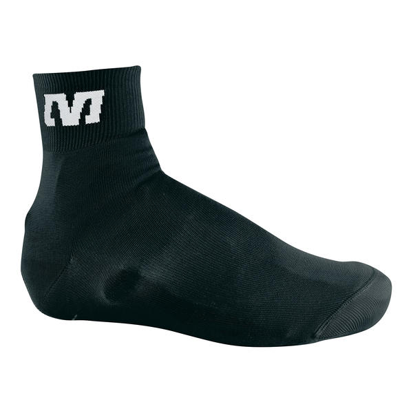 Mavic Knit Shoe Covers Color: Black