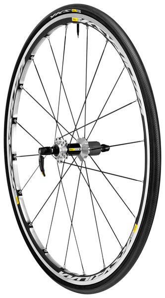 Mavic Ksyrium Elite S Rear Wheel/Tire