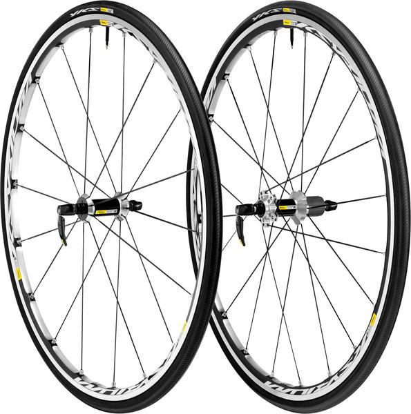 Mavic Ksyrium Elite S Wheel/Tire Set