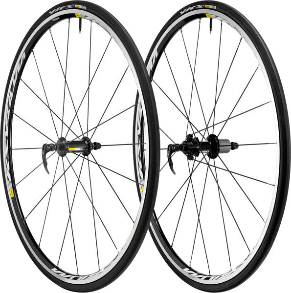 Mavic Ksyrium Equipe S Wheel/Tire Set