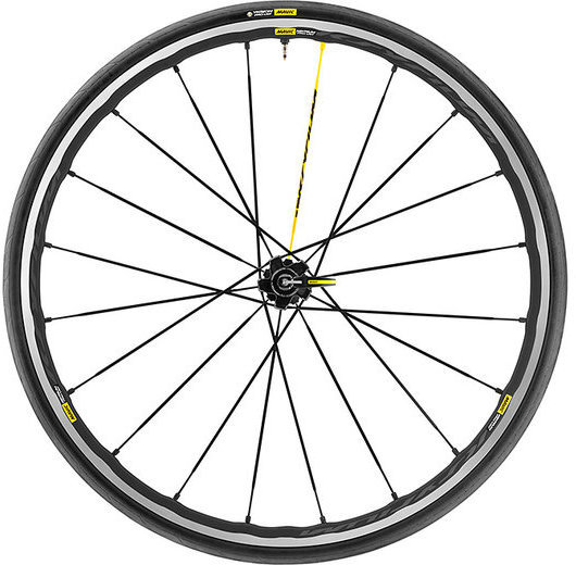 Mavic Ksyrium Pro UST Rear Color: Black