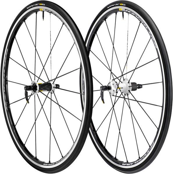 Mavic Ksyrium SLS Wheel/Tire Set