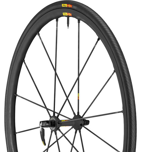 Mavic R-SYS SLR Front Wheel/Tire