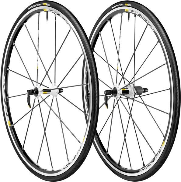 Mavic R-SYS Wheel/Tire Set