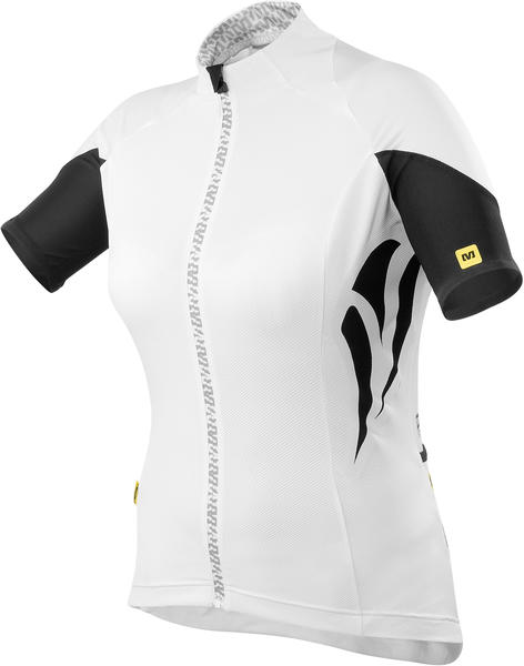 Mavic Ventoux Jersey - Women's Color: White/Black
