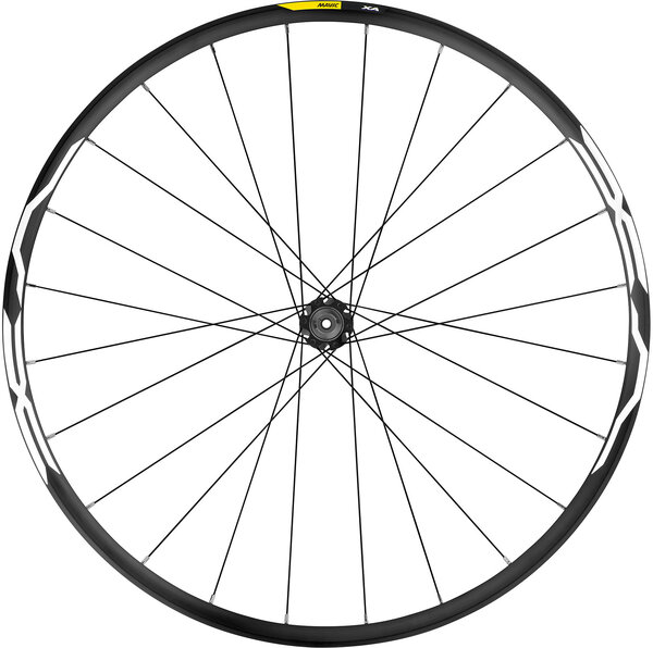 Mavic XA 29-inch Rear Color: Black