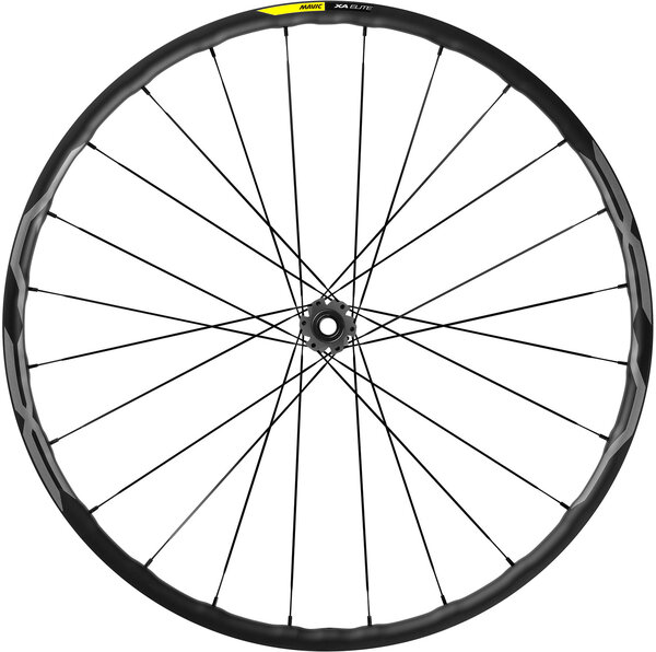 Mavic XA Elite 29-inch Front Color: Black