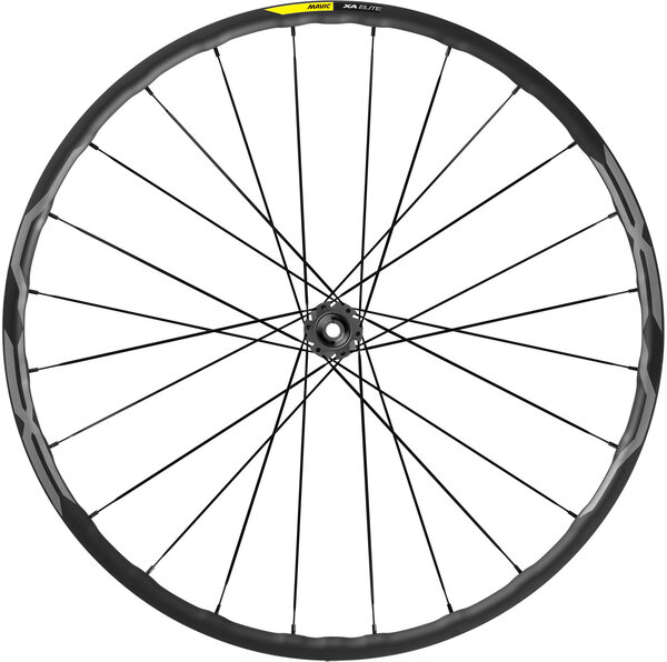 Mavic XA Elite 29-inch Rear Color: Black