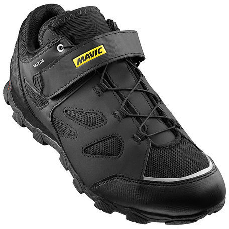 Mavic XA Elite Shoes Color: Black/Black/Black