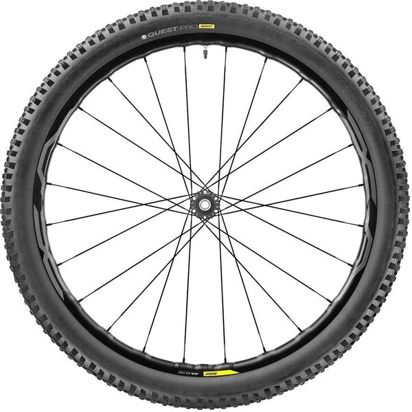 Mavic XA Elite WTS 27.5-inch Front Color: Black
