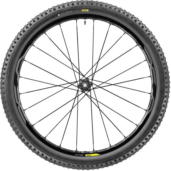 Mavic XA Elite WTS 27.5-inch Rear Color: Black