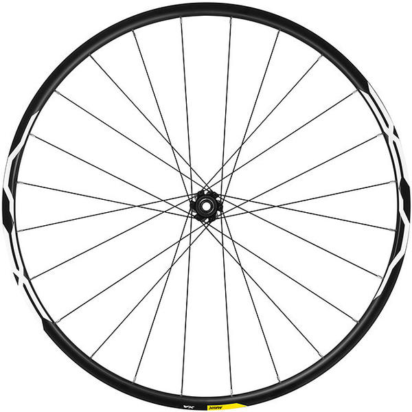 Mavic XA 29-inch Front Color: Black