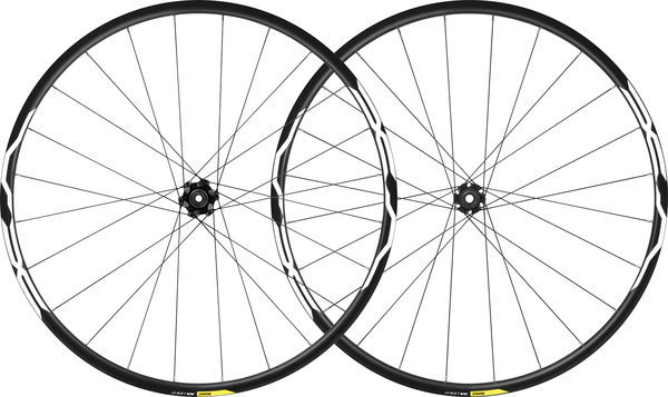 Mavic XA Light 29-inch Wheelset Color: Black