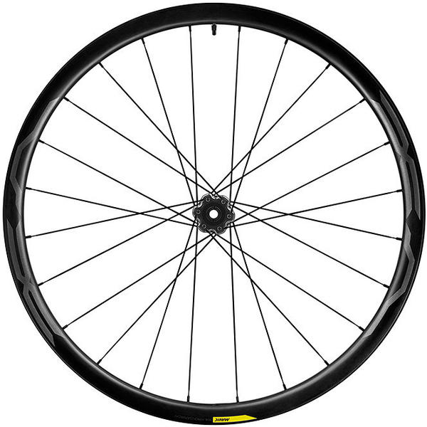 Mavic XA Pro Carbon 29-inch Front Color: Black