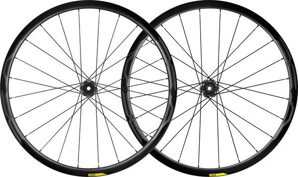 Mavic XA Pro Carbon 29-inch Wheelset Color: Black