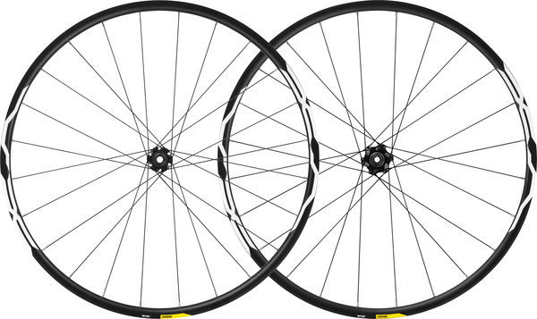 Mavic XA 29-inch Wheelset Color: Black