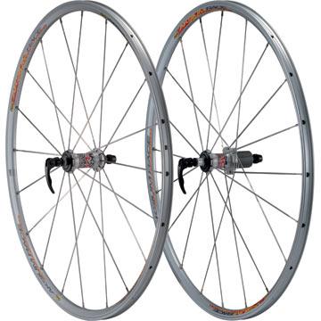 Mavic Aksium Wheelset (Silver)