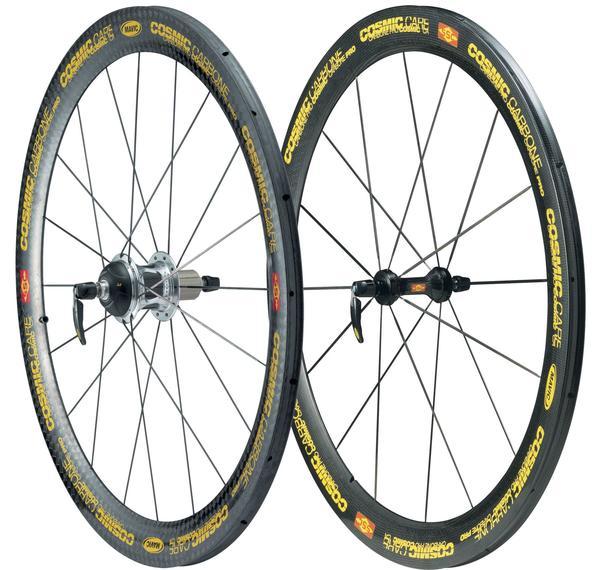 Mavic Cosmic Carbone Pro PowerTap Wheelset