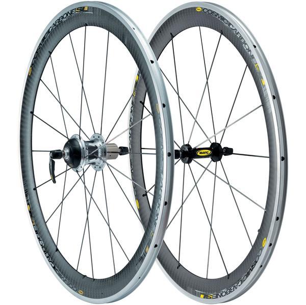 Mavic Cosmic Carbone SL PowerTap Wheelset