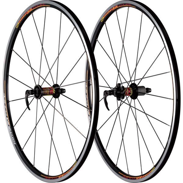 Mavic Ksyrium Equipe Wheelset (Black)