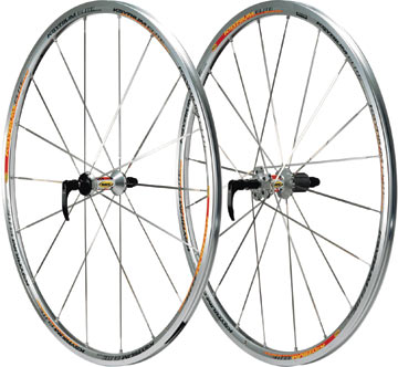 Mavic Ksyrium Elite Wheelset (Silver)