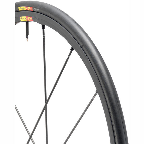 Mavic Yksion GripLink Clincher Color: Black
