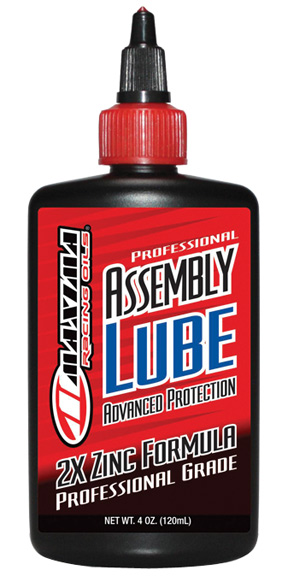 Maxima Bike Assembly Lube Size: 4oz drip bottle