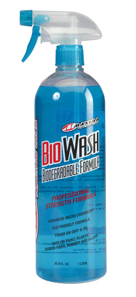 Maxima Bike Bio Wash Size: 32oz spray bottle