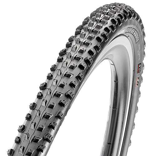 Maxxis All Terrane 700c Tubeless Compatible Color: Black
