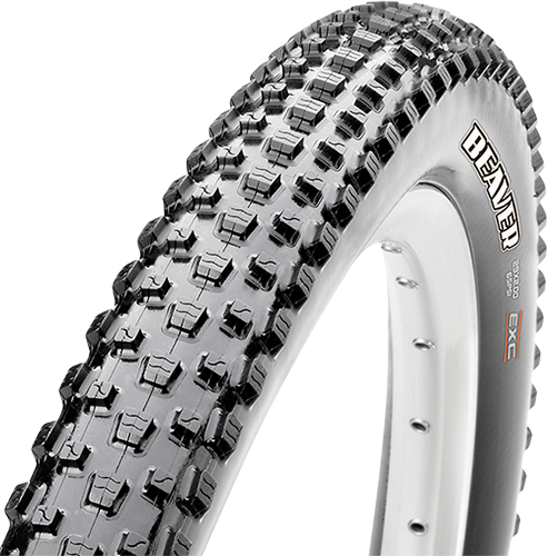 Maxxis Beaver 27.5-inch Tubeless Compatible Color: Black