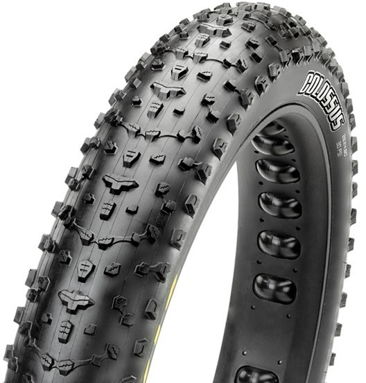Maxxis Colossus Tubeless Compatible Color: Black