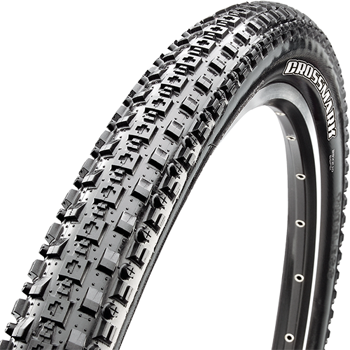 Maxxis Crossmark 26-inch Tubeless Compatible Color: Black