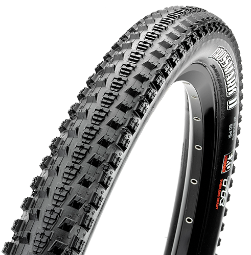 Maxxis Crossmark II 27.5-inch Tubeless Compatible Color: Black