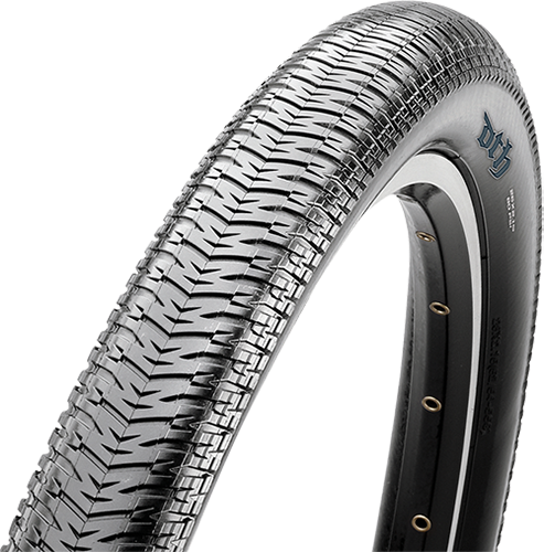 Maxxis DTH 20-inch Color: Black