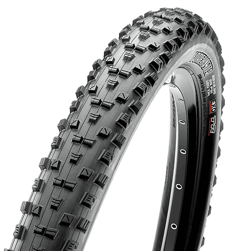 Maxxis Forekaster 27.5-inch Tubeless Compatible Color: Black