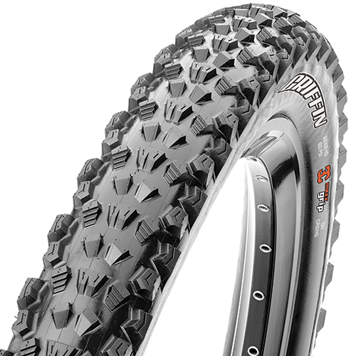 Maxxis Griffin DH 26-inch Color: Black