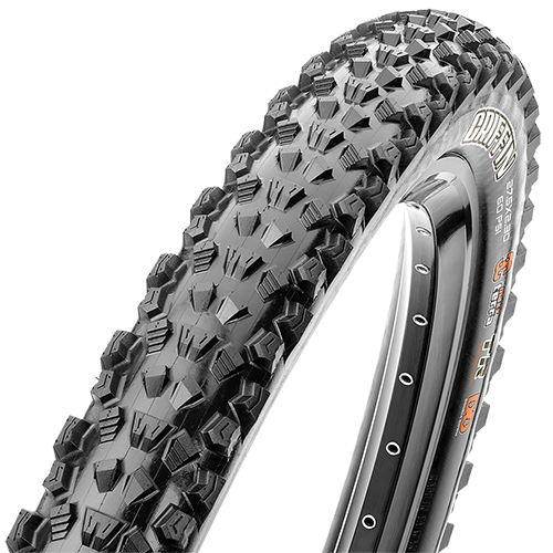 Maxxis Griffin 27.5-inch Tubeless Compatible Color: Black
