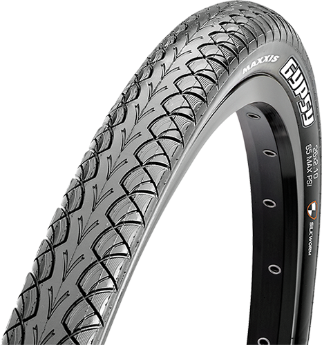 Maxxis Gypsy 26-inch Color: Black