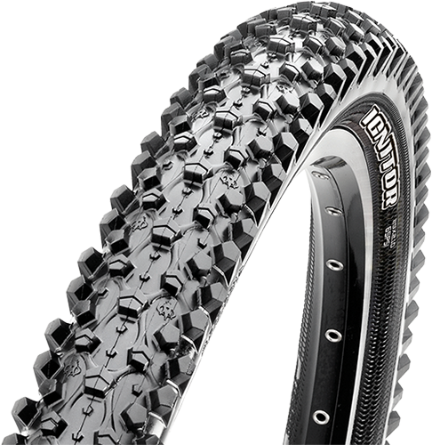 Maxxis Ignitor 26-inch Tubeless Compatible Color: Black